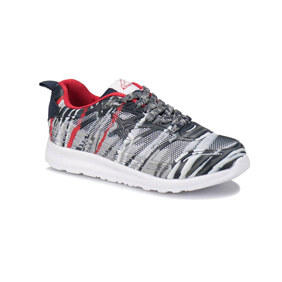 Kinetix LOAN Gri Erkek Çocuk Sneaker Ayakkabı