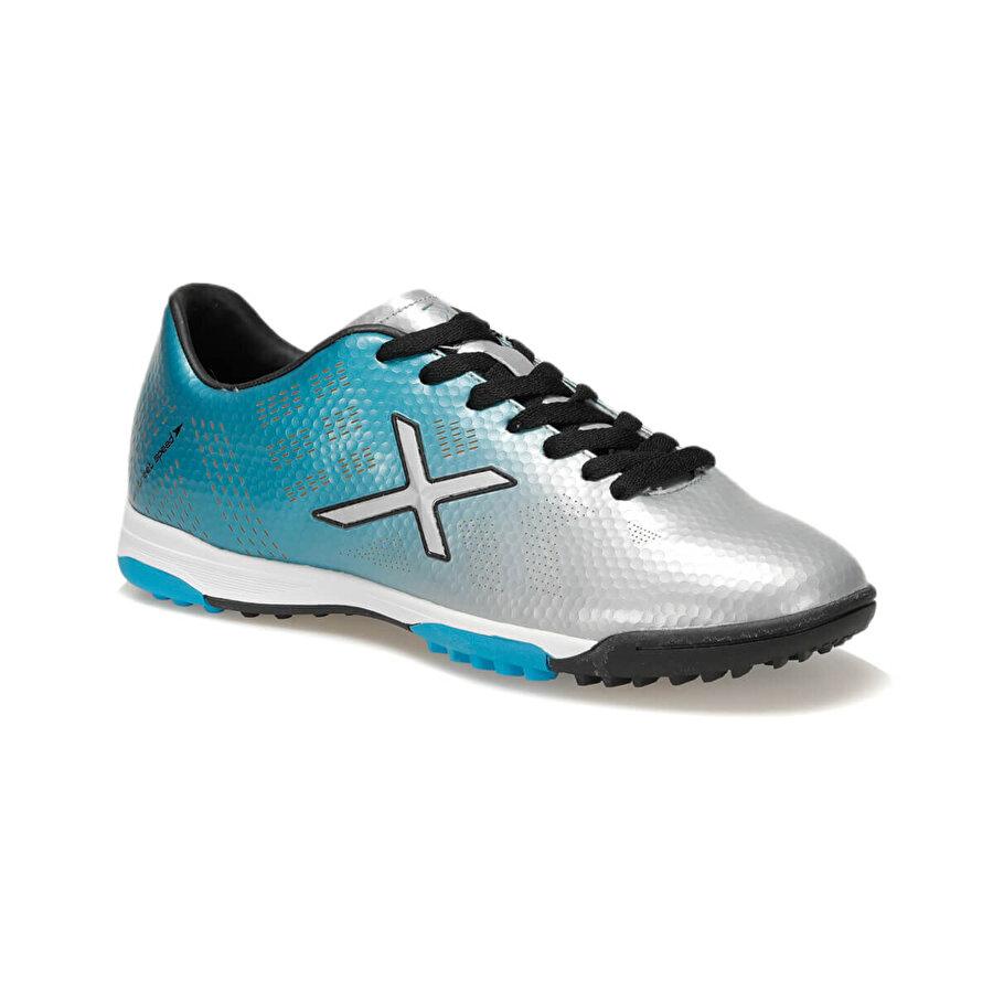 Kinetix STREET TURF X Gümüş Erkek Halı Saha Ayakkabısı