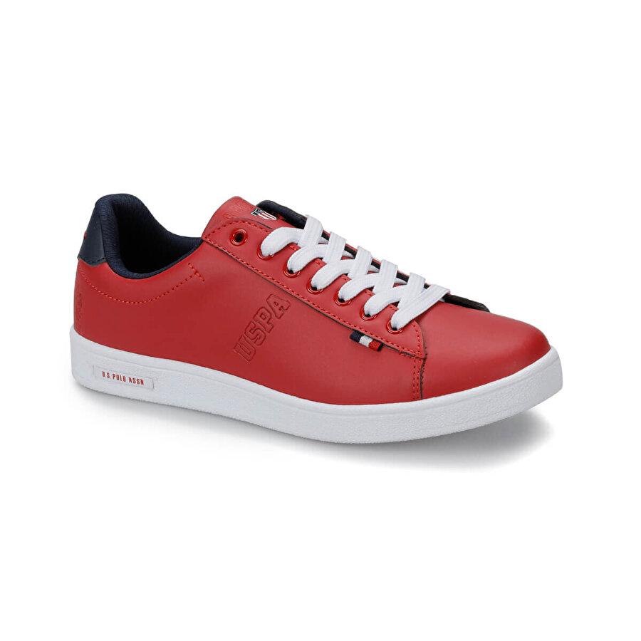 U.S. Polo Assn. FRANCO Kırmızı Kadın Sneaker Ayakkabı