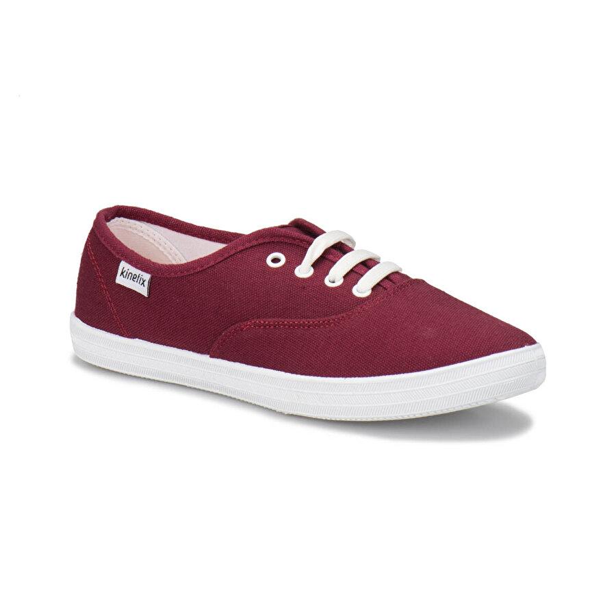 Kinetix HELEN Bordo Kadın Sneaker Ayakkabı