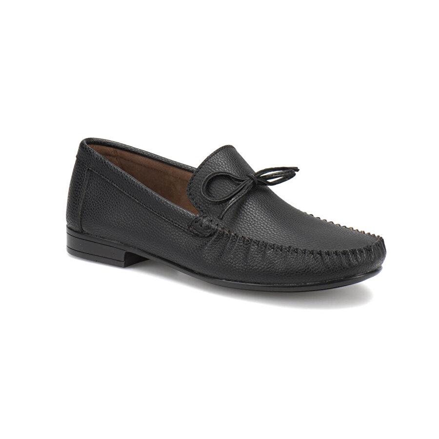 Flexall 1212 M 6700 Siyah Erkek Klasik Ayakkabı