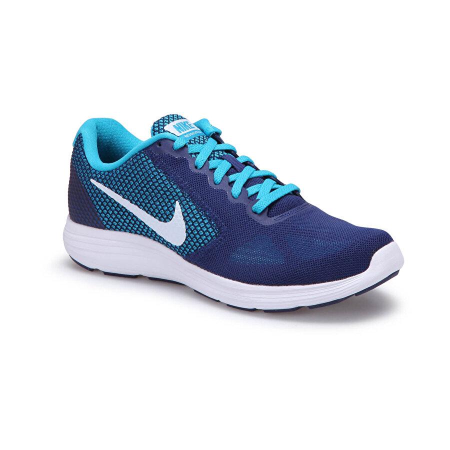Nike REVOLUTION 3-1 Lacivert Erkek Koşu Ayakkabısı
