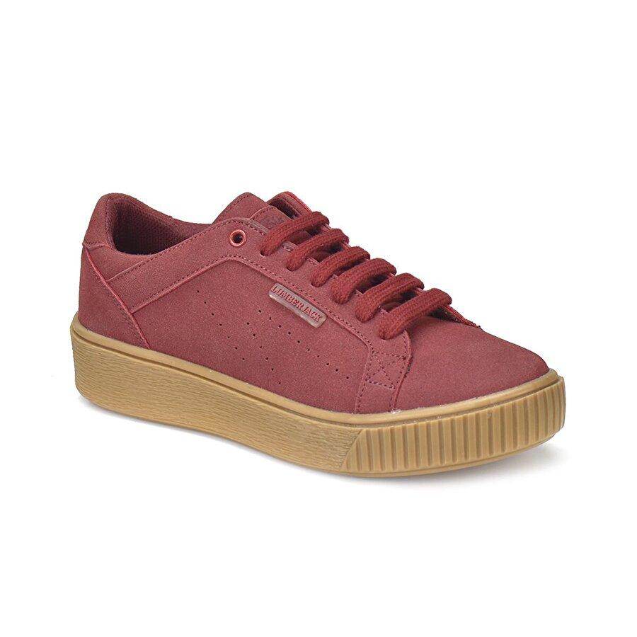 Lumberjack STAR Kırmızı Kadın Sneaker Ayakkabı