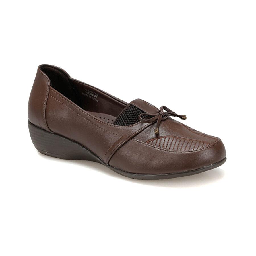 Polaris 72.156077.Z Kahverengi Kadın Ayakkabı