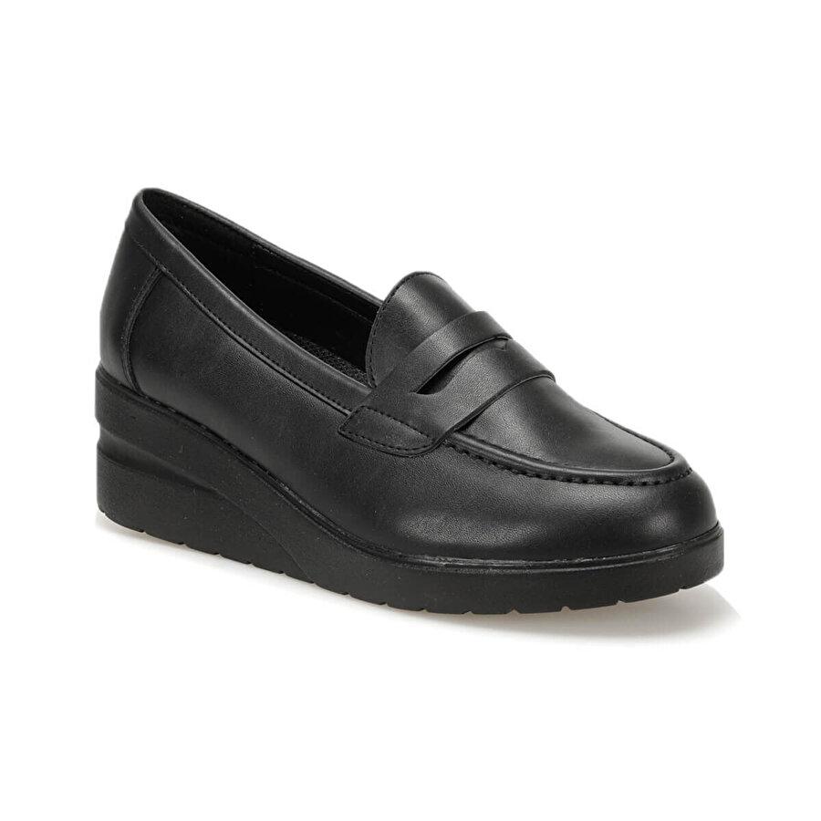 Polaris 72.109225.Z Siyah Kadın Ayakkabı