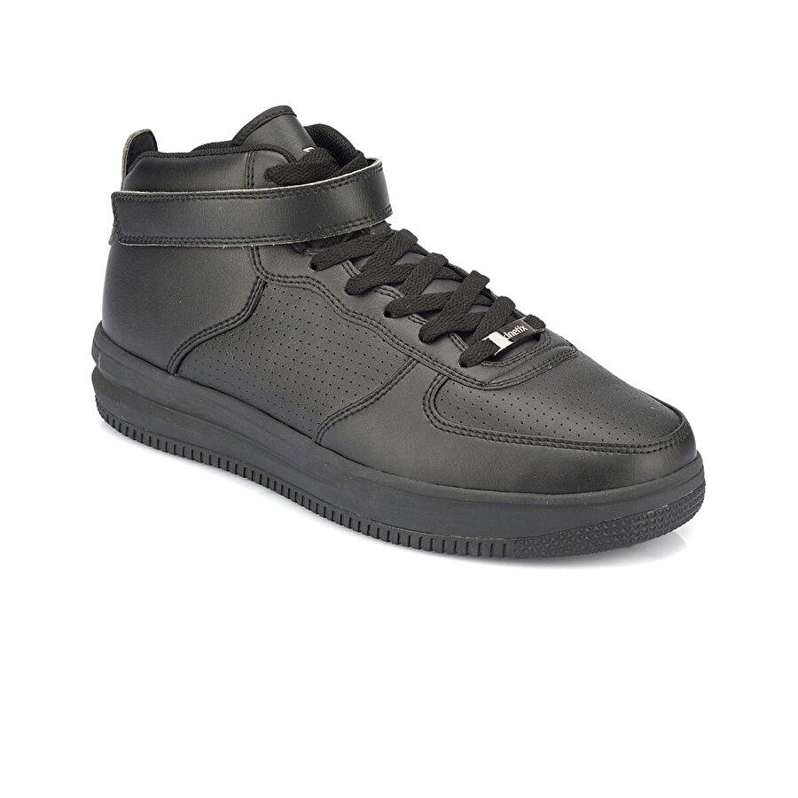 Kinetix KALEN HI Siyah Erkek Sneaker Ayakkabı