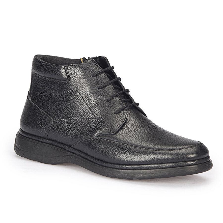 Polaris 5 Nokta 72.104308.M Siyah Erkek Ayakkabı