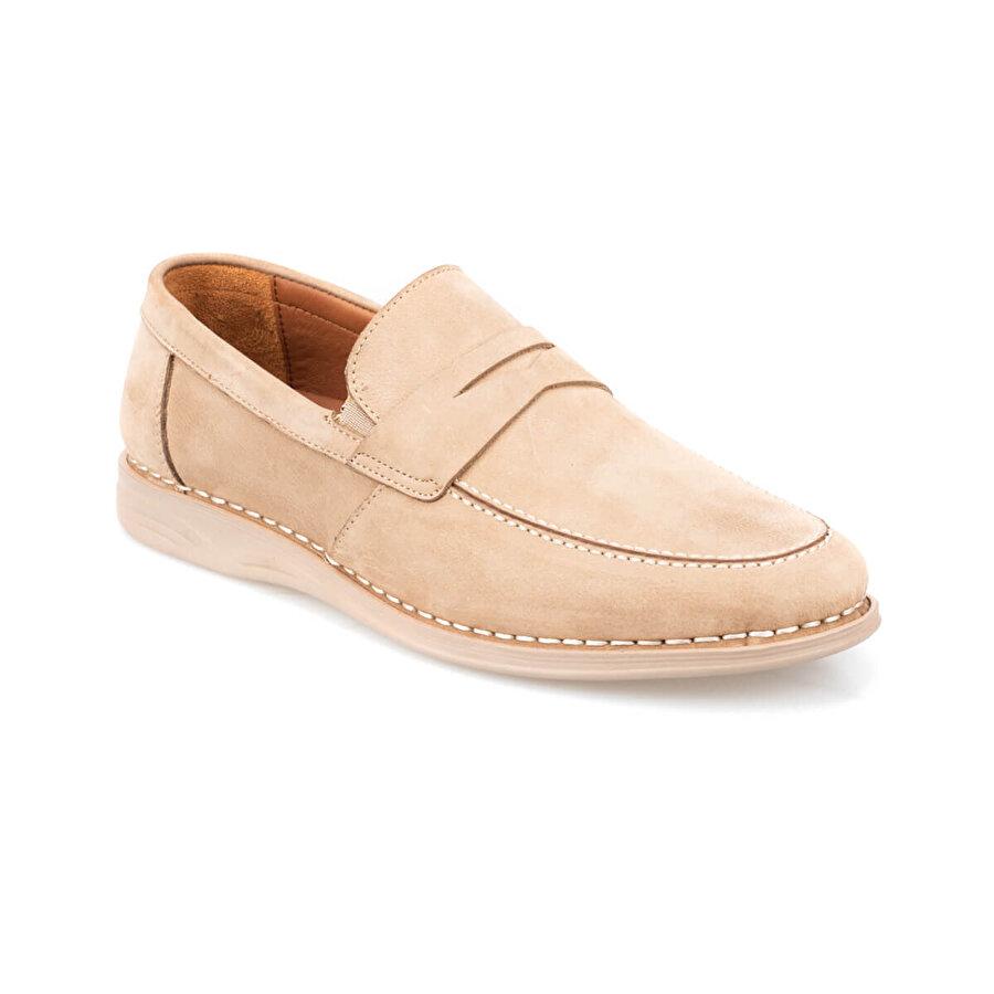 Polaris 5 Nokta 91.100558NM Bej Erkek Comfort Ayakkabı