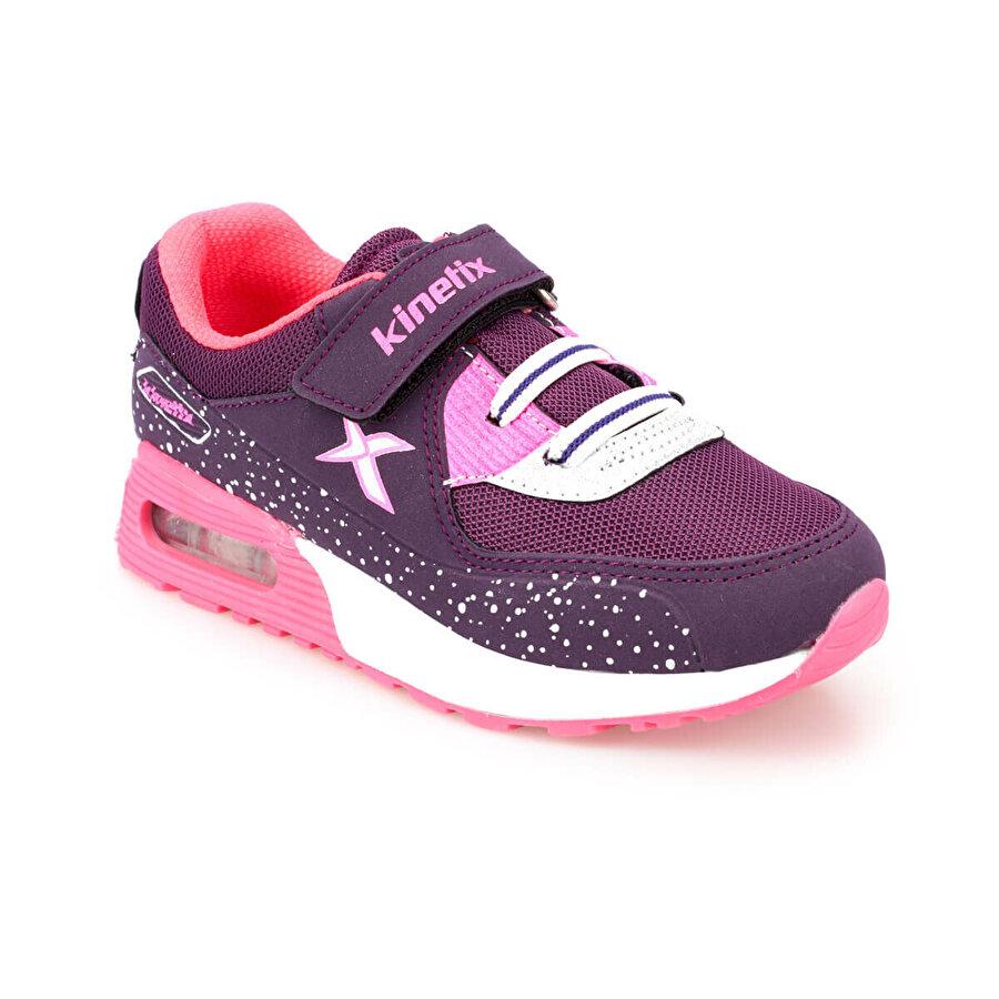 Kinetix LARGO Mor Kız Çocuk Sneaker Ayakkabı