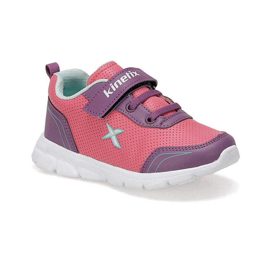 Kinetix YANNI PU 9PR Fuşya Kız Çocuk Yürüyüş Ayakkabısı