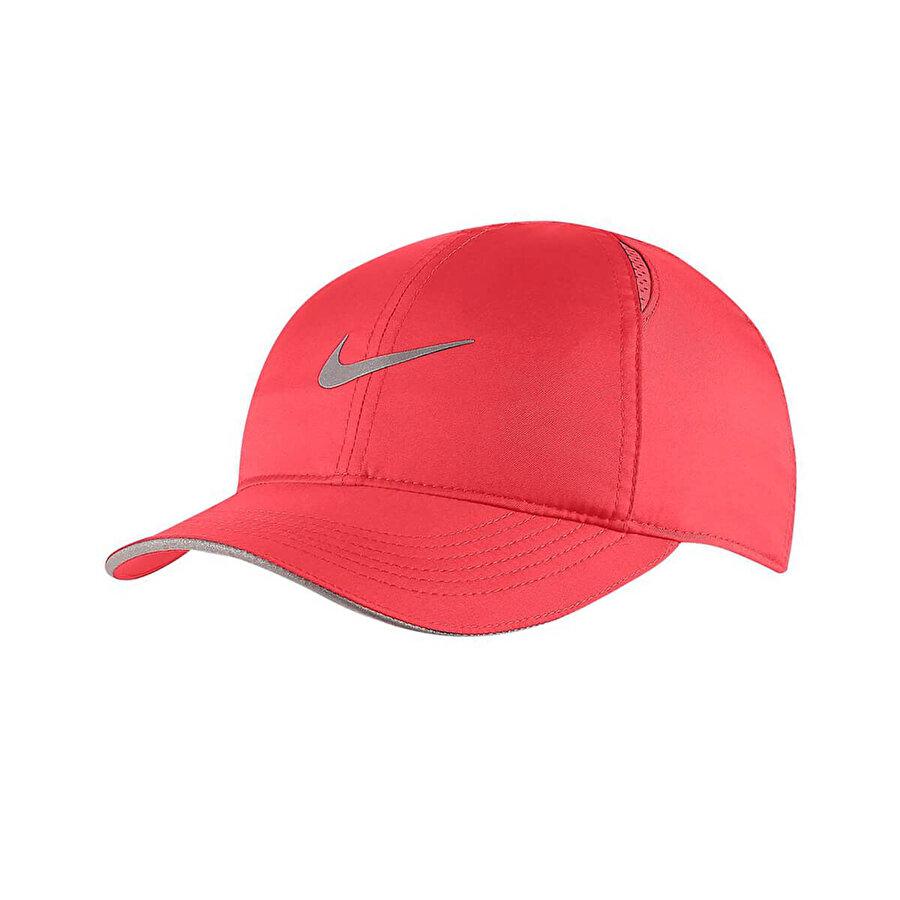 Nike W NK FTHLT CAP RUN Pembe Kadın Şapka