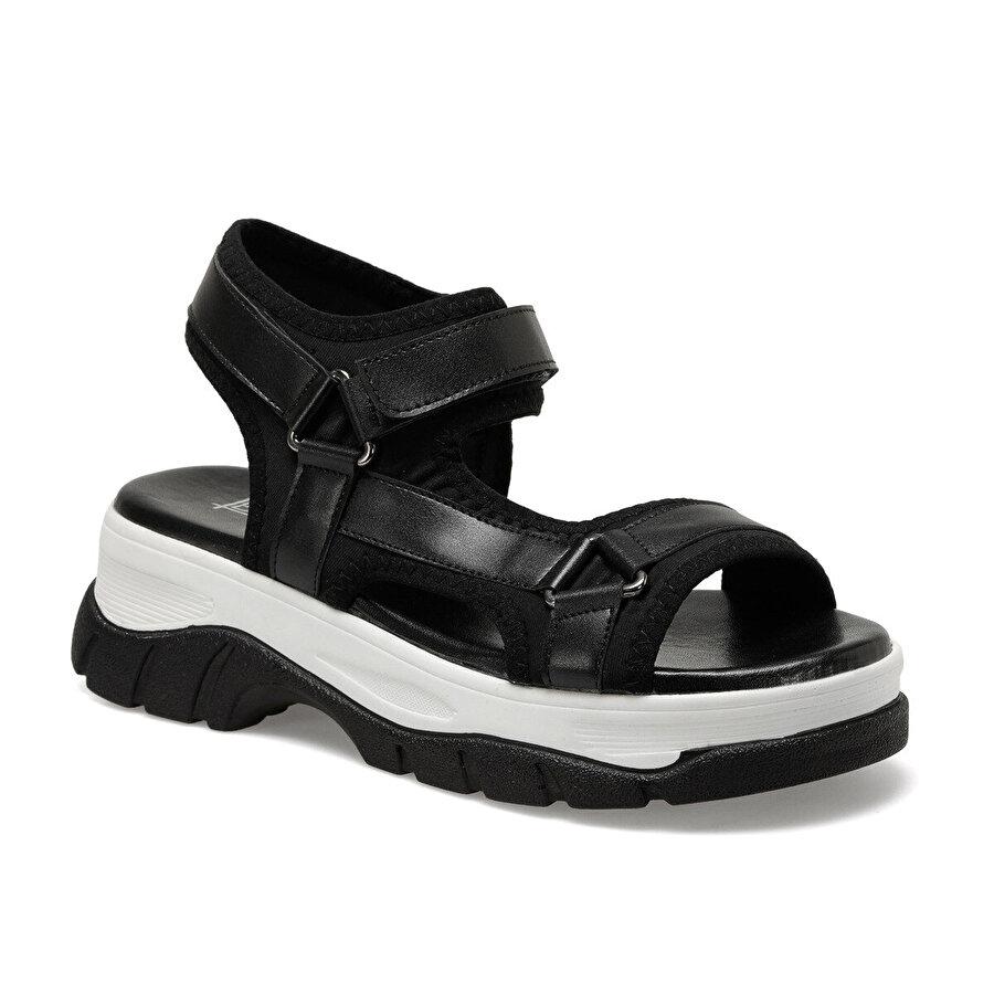 Butigo 20S-492 Siyah Kadın Sandalet