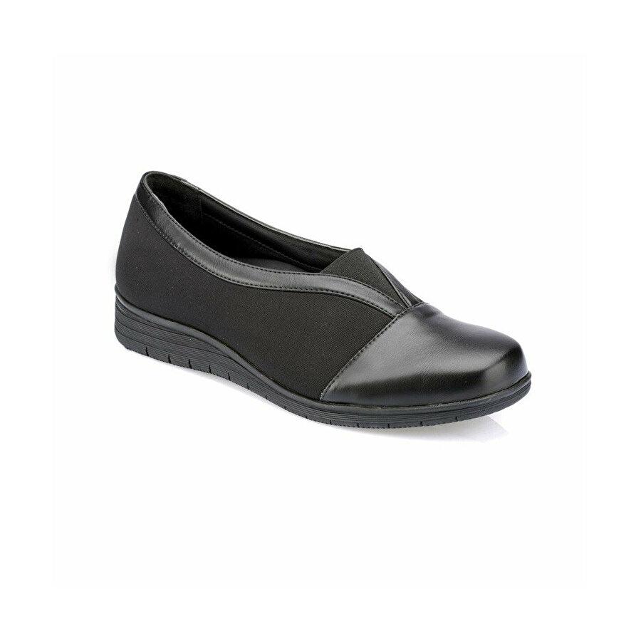 Polaris 5 Nokta 82.100175.Z Siyah Kadın Ayakkabı