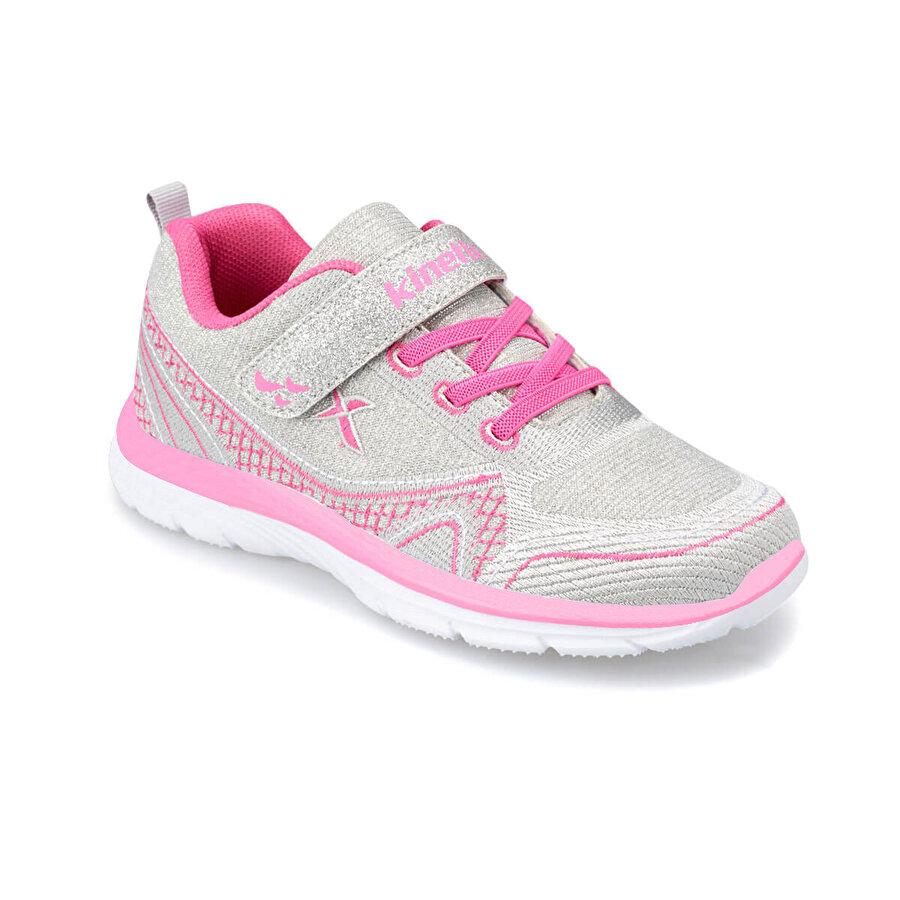 Kinetix LARRY Gri Kız Çocuk Yürüyüş Ayakkabısı