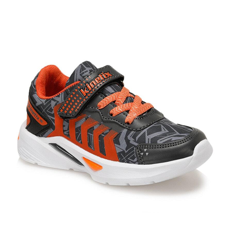 Kinetix REST Gri Erkek Çocuk Koşu Ayakkabısı