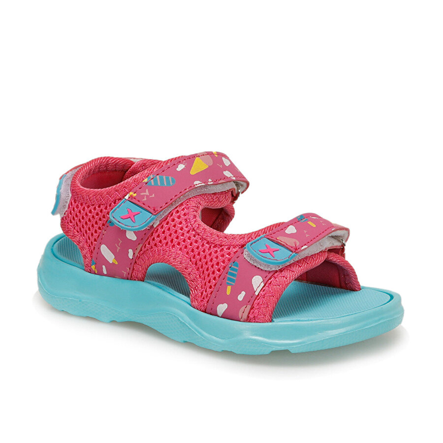 Kinetix VIOLI Fuşya Kız Çocuk Sandalet