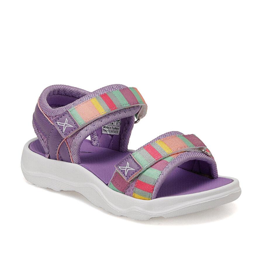 Kinetix CEDRO Mor Kız Çocuk Sandalet