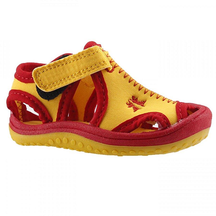 Ayakland Kids Sarı Aqua Erkek Çocuk  Sandalet Panduf Ayakkabı