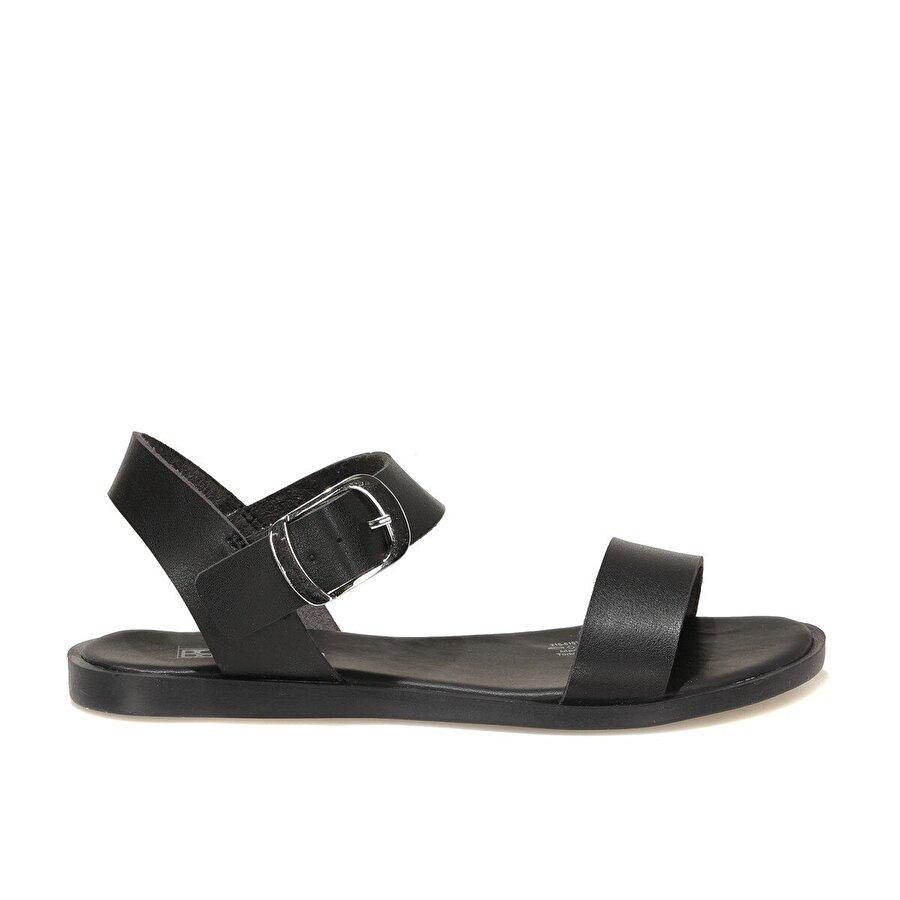 Butigo 21S-6151FX Siyah Kadın Sandalet
